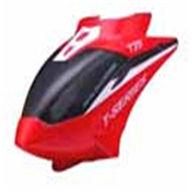 MJX T25 T625 RC Helicopter Parts-01 Head Cover(red)