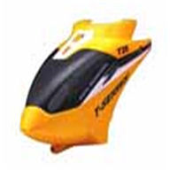 MJX T25 T625 RC Helicopter Parts-02 Head Cover(yellow)