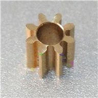 MJX T41C T641C RC helicopter parts-17 Motor copper gear