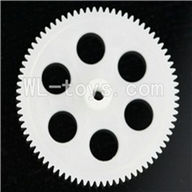 MJX T42C T642C RC helicopter parts-06 Upper main gear