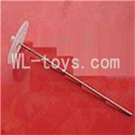 MJX T42C T642C RC helicopter parts-08 Lower main gear with inner shaft
