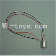 MJX T42C T642C RC helicopter parts-24 Tail motor