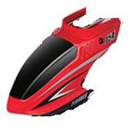 MJX T54 T654 RC helicopter parts-02 Head cover(Red)