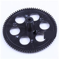 MJX T54 T654 RC helicopter parts-14 Lower main gear