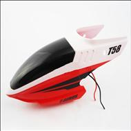 MJX T58 T658 RC helicopter parts-01 Head cover
