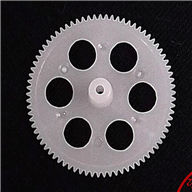 MJX T58 T658 RC helicopter parts-17 Lower main gear