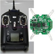 Wltoys V252-parts-07 Transmitter & Circuit board ,WL toys V252 Quadcopter parts