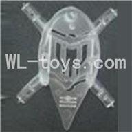 WLtoys V343 Quadcopter WL toys V343-parts-02 Lower Cover Frame