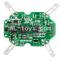 WLtoys V343 Quadcopter WL toys V343 parts-13 Circuit board