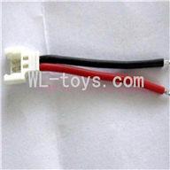 WLtoys V343 Quadcopter WL toys V343 parts-20 Plug Wire