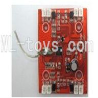 WLtoys V333 RC Quadcopter WL toys V333 parts-06 Circuit board,Receiver board
