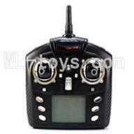 WLtoys V333 RC Quadcopter WL toys V333 parts-22 Transmitter,Remote control