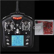 WLtoys V353 Quadcopter parts WL toys V353 parts-06 Transmitter & Circuit board