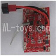 WLtoys V353 Quadcopter parts WL toys V353 parts-08 Circuit board