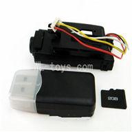 WLtoys V353 Quadcopter parts WL toys V353 parts-42 camera unit(Include camera,Reader,2GB Memory card)-300,000 Pixels