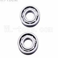 WLtoys V931 RC helicopter parts WL toys V931 AS350 parts-19 Bearing for the main body frame or for the main hollow pipe(2pcs)