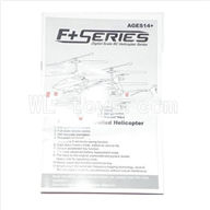 DFD F162 RC helicopter Parts-44 Manual