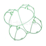 DFD F180 RC Quadcopter parts-13 Outer protect frame-Green
