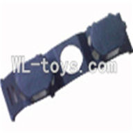 DFD F187 RC helicopter Parts-18 Motor Cover