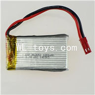DFD F187 RC helicopter Parts-25 Upgrade 3.7v 1200mah battery