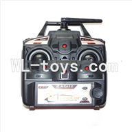 DFD F187 RC helicopter Parts-28 Transmitter
