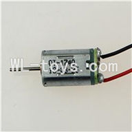 DFD F187 RC helicopter Parts-34 Side fly motor