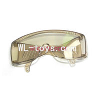 DFD F187 RC helicopter Parts-53 Glass