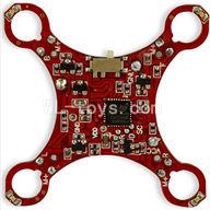 SanLianHuan CX-10 Quadcopter parts ,SH CX-10 parts-15 Circuit board