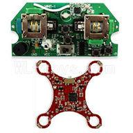 SanLianHuan CX-10 Quadcopter parts ,SH CX-10 parts-16 Circuit board & Transmmiter board