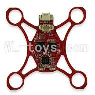 SanLianHuan CX-11 Quadcopter parts, SH CX-11 parts-03 Circuit board