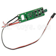 SH CX-20 Quadcopter Parts ,SanLianHuan CX-20 Parts-30 ESC 2-Green light