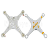 SH CX-30 Quadcopter Parts ,SanHuan CX-30 Parts-01 Upper and lower cover