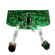 SH CX-30 Quadcopter Parts ,SanHuan CX-30 Parts-16 Transmitter Circuit board