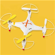 SH CX-30 Quadcopter Parts ,SanHuan CX-30 Parts-26 BNF-Yellow Only Quadcopter,No battery,No transmitter,No charge)