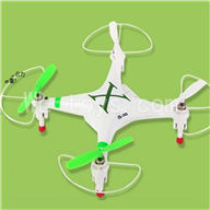 SH CX-30 Quadcopter Parts ,SanHuan CX-30 Parts-27 BNF-Green Only Quadcopter,No battery,No transmitter,No charge)