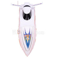 Double Horse 7007 Boat Parts ,DH 7007 Parts-02 Upper body cover