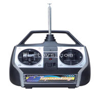 Double Horse 7007 Boat Parts ,DH 7007 Parts-08 Transmitter with antena Frequency (27MHZ,40MHZ,49MHZ)