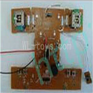 Attop toys YD-215 RC helicopter parts-44 Transmitter circuit board