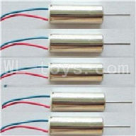 Skytech M19 RC Helicopter parts-14 Main motor(5pcs)
