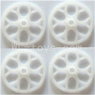 Skytech M19 RC Helicopter parts-16 Main gear(4pcs)
