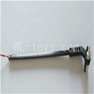 Skytech M19 RC Helicopter parts-20 Tail unit(Include long tail pipe,tail cover,tail motor)
