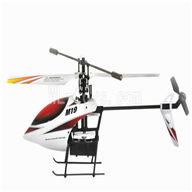 Skytech M19 RC Helicopter parts-36 BNF-White-(Only the whole UFO body ,no battery ,no usb charger)