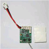 WLtoys V966 RC helicopter parts ,WL toys v966 parts-08 Circuit board