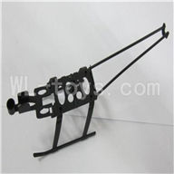Skytech M23 RC Helicopter Parts-04 Landing skid