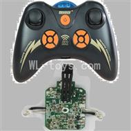 Skytech M23 RC Helicopter Parts-08 Transmitter & Receiver board