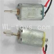 Skytech M23 RC Helicopter Parts-16 Main motor B with long shaft and gear & Motor A with short shaft and gear