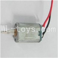 Skytech M23 RC Helicopter Parts-17 Motor A with short shaft and gear