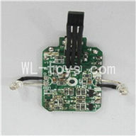 Skytech M33 RC Helicopter Parts ,Skytech M33A Parts-10 Receiver board,Circuit board