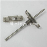 Skytech M33 RC Helicopter Parts ,Skytech M33A Parts-13 Main shaft pipe with lower main grip set