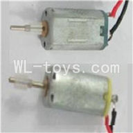 Skytech M33 RC Helicopter Parts ,Skytech M33A Parts-16 Main motor B with long shaft and gear & Motor A with short shaft and gear